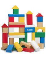 Micki byggeklosser - klassisk