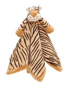 Teddykompaniet Diinglisar Wild sutteklut 35 x 35 cm - tiger