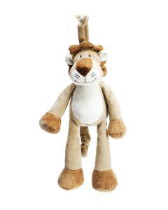 Teddykompaniet Diinglisar Wild spilledåse 25 cm - løve