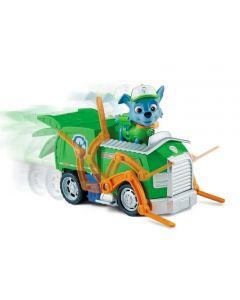 Paw Patrol Rocky`s recycling truck