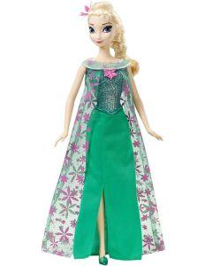 Disney Frozen Fever syngende Elsa