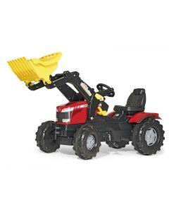 RollyToys Farmtrac MF 8650 - plasthjul