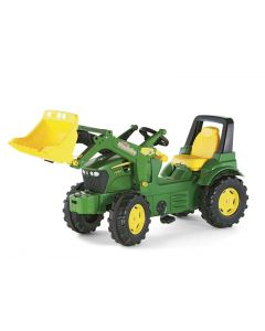 RollyToys Farmtrac John Deere 7930 med plasthjul