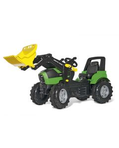 RollyToys Farmtrac Deutz Agrotron 7250 TTV - plasthjul