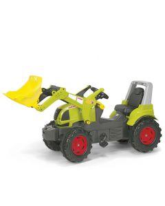 RollyToys Farmtrac Claas Arion 640 - plasthjul