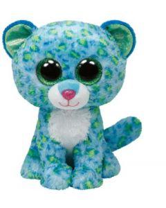 Ty Leona blue leopard medium - ca 22 cm