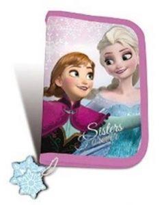 Disney Frozen pennal med innhold