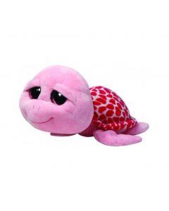 Ty Shelby pink turtle medium - ca 22 cm