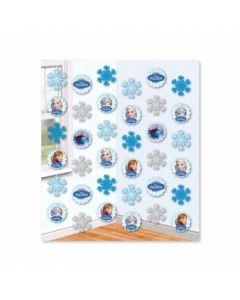 Disney Frozen dekorasjon 6 lengder