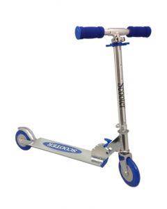 Sparkesykkel Scooter med blå hjul - ABEC 5