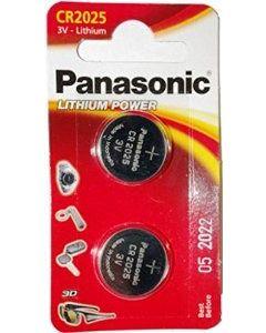 Panasonic batterier 3V - 2 pak