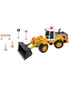 Shoveldozer loader - pump up funksjon - 54 cm