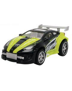 Midnight racer grønn - 11,5 cm - batterifunksjon