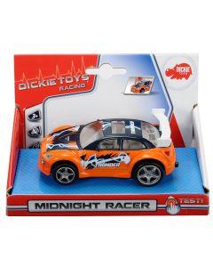 Midnight Racer oransje - 11,5 cm - batterifunksjon