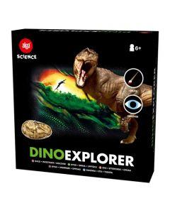 Alga Dino Explorer - vær en ekte paleontolog