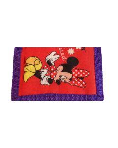 Disney Minnie Mouse 3 foldet lommebok