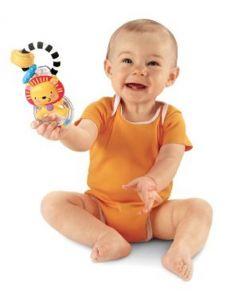 Fisher Price løverangle for baby