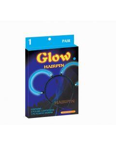 Glow in the dark hårbøyle