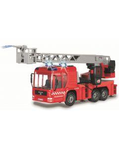 Brannbil 43 cm med lys og lyd - Norsk Versjon