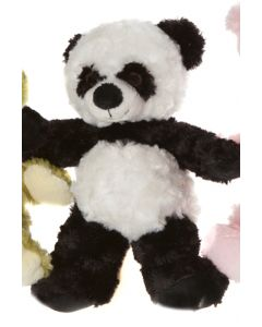 Molli Toys panda plysjfigur - 18cm