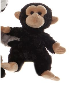 Molli Toys apekatt plysjfigur - 18cm