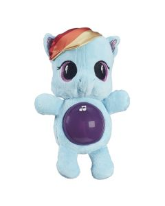 Playskool Friends My Little Pony Star Song Glow Pony - Rainbow Dash