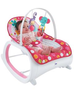 Fitch Baby baby bouncer - rosa