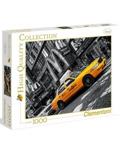 Clementoni high quality collection New York-Taxi - 1000 biter