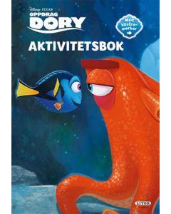Disney Finding Dory aktivitetsbok med klistremerker