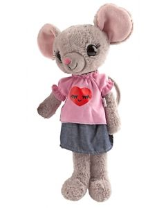House of Mouse mamma plysjmus - 35 cm