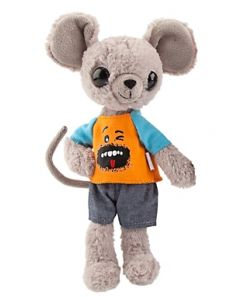 House of Mouse Fips plysjmus - 24cm