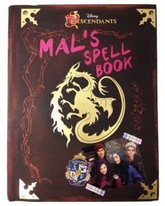 Disney Descendants: Mals spell book