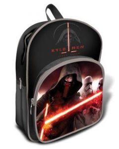 Star Wars ryggsekk med glidelås H33 xB27 x D11 cm