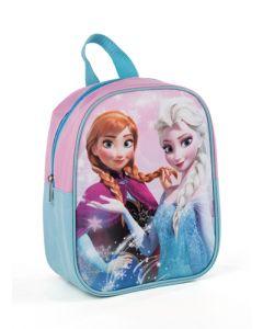 Disney Frozen ryggsekk 26 x 23 cm - Anna og Elsa