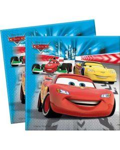 Disney Cars serviett - 33x33 cm