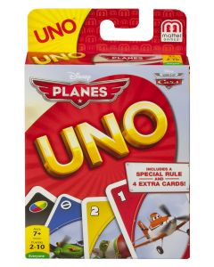 Disney Planes Uno kortspill - Fire and Rescue