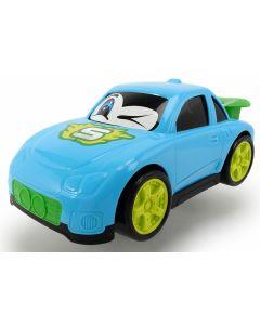 Dickie Toys happy runner 27 cm - blå