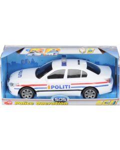 Police Operation Politibil - 1:18 - BMW