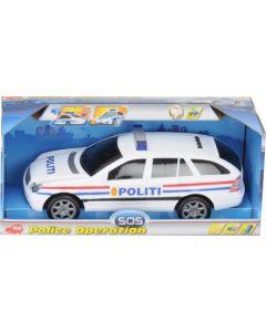 Police Operation Politibil - 1:18 - Mercedes