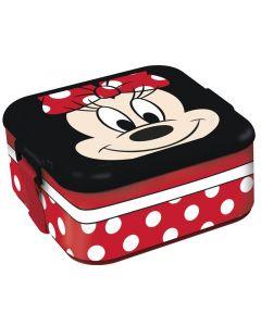 Disney Minnie Mouse matboks med strikk