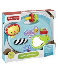 Fisher Price baby play panel