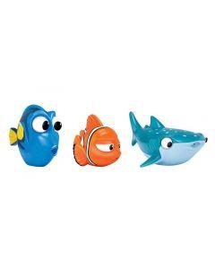Disney Finding Dory badeleker 3 pk - Dory, Marlin og Destiny