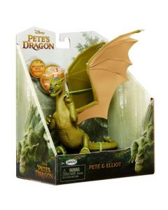 Disney Pete's dragon - Elliot & Pete basic figurer