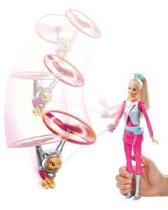Barbie Star light adventure-dukke og katt