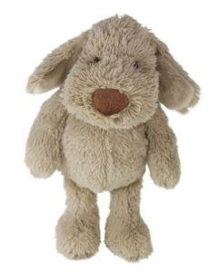 Tinka beige hund plysj - 25 cm