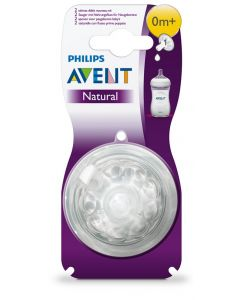 Philips AVENT Natural flaskesmokk 1 hull 0m+