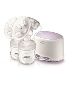 Philips AVENT Natural Elektrisk Brystpumpe Duo - NY