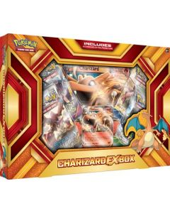 Pokemon Charizard-EX Box