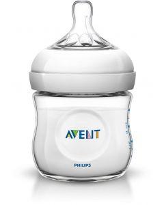 Philips AVENT Natural BPA-fri tåteflaske 125 ml - 1 pk