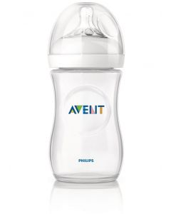 Philips AVENT Natural BPA-fri tåteflaske 260 ml 1 pk